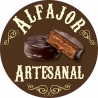 ETIQUETA ALFAJOR CAFE