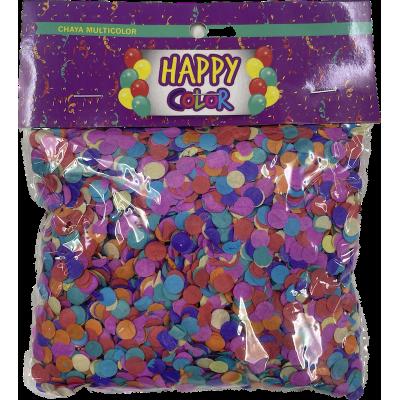 Papel Aluminio Fondo Lila Corazón Blanco  43,5x59 cm