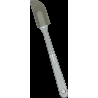 Papel Aluminio Fondo Naranja Corazón Blanco  43,5x59 cm